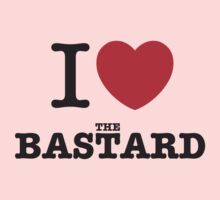 I Heart The Bastard by JenSnow