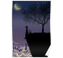 Captain Moonlight Poster