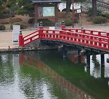 Japanese Bridge - 日本の橋 by jeffreynelsd