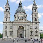 St Stephen's Basilica by Graeme  Hyde