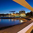 Newcastle at Night by bazcelt