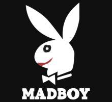 Batman Joker Madboy (Playboy) by manoffreedom