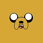 Yellow Dog by Ten Ton Tees