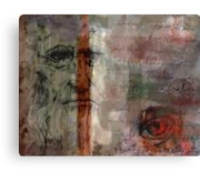 Bifurcated Genius Canvas Print