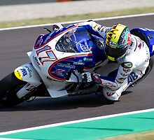 Karel Abraham in Mugello 2011 by corsefoto