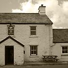 Warren House Inn - Sepia by kalaryder