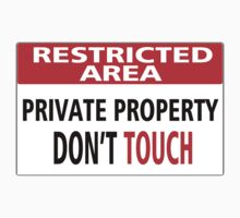private property by anguishdesigns