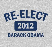 Re-Elect Obama 2012 Shirt by ObamaShirt