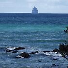 View of islands from Langs Beach by amypie71