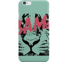 Dead Tiger iPhone iPhone Case/Skin