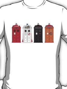"""The Icons have the phonebox..."" T-Shirt"