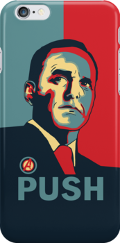 """Dedicated to Phil """"Agent"""" Coulson by Jimmy Holway"""
