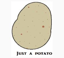 Just A Potato! by pwnster1357
