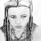 &quot;Tuareg Girl&quot; by globeboater