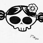 skully girl by mojittto