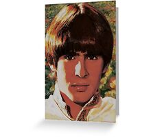 Davy Jones Greeting Card