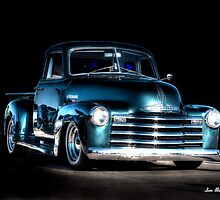 1951 Chevrolet Pickup Truck by jmotes