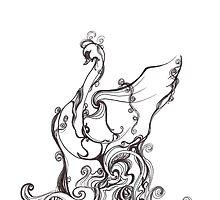 Swan by xiaofang