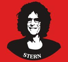 Howard Stern T-Shirt by Michael Conlon