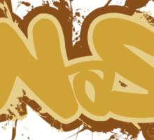 Nasty Nas Sticker
