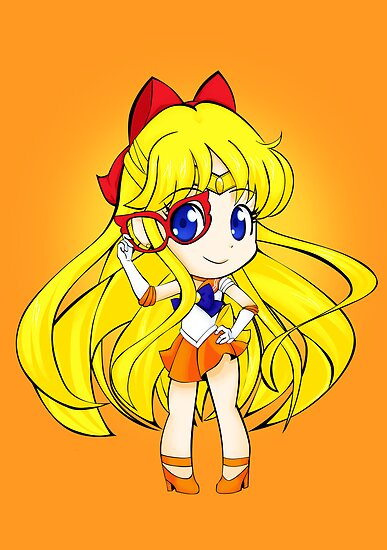Sailor Venus  by Oshiokiyo
