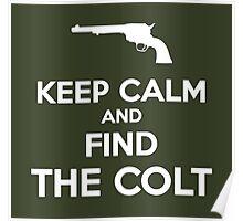 KEEP CALM: AFTC Poster