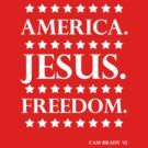 America. Jesus. Freedom. - The Campaign by robbclarke