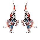 Dancing Elephants by Amoursamar