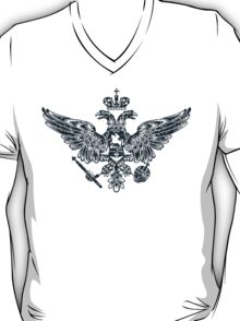 Coat of Arms of Russian Empire T-Shirt