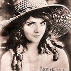 Ziegfeld Girls ... Olive Thomas by © Kira Bodensted