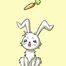 Bunny Carrot by freeminds
