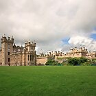 Floors Castle by Maria Gaellman