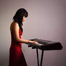 Keyboardist by Scott Carr