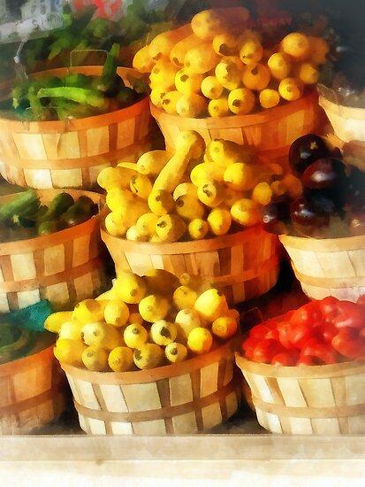 Bushels of Flavor by Susan Savad