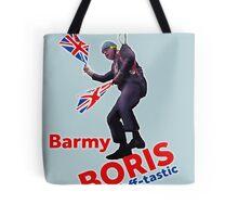 Boris Johnson Tote Bag