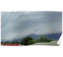 Severe Storm Warning 17 Poster