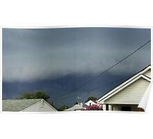 Severe Storm Warning 18 Poster