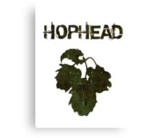Hophead Canvas Print