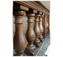 Balusters Poster