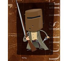 Ned Kelly by JackBrain
