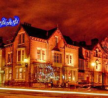 Regent Hotel Doncaster. Christmas Fun Pic by Peterwlsn