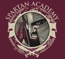 Spartan Academy - Full Color Version by Corrose