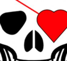 O'Malley Pirate Flag Sticker