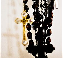 Rosary Beads by MeganRizzoPhoto