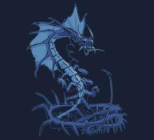 Remorhaz - D&D creature by tommullin