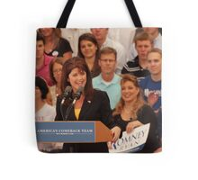 Rebecca Kleefisch Side One Tote Bag
