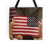 Backwards Patriotism Tote Bag