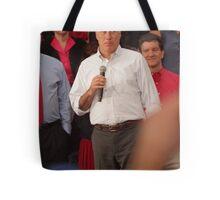 Mitt Romney Abashed Tote Bag