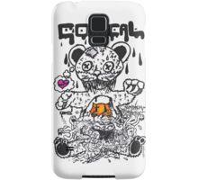 Comical Bear Samsung Galaxy Case/Skin