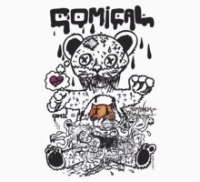 Comical Bear by PercentumDesign